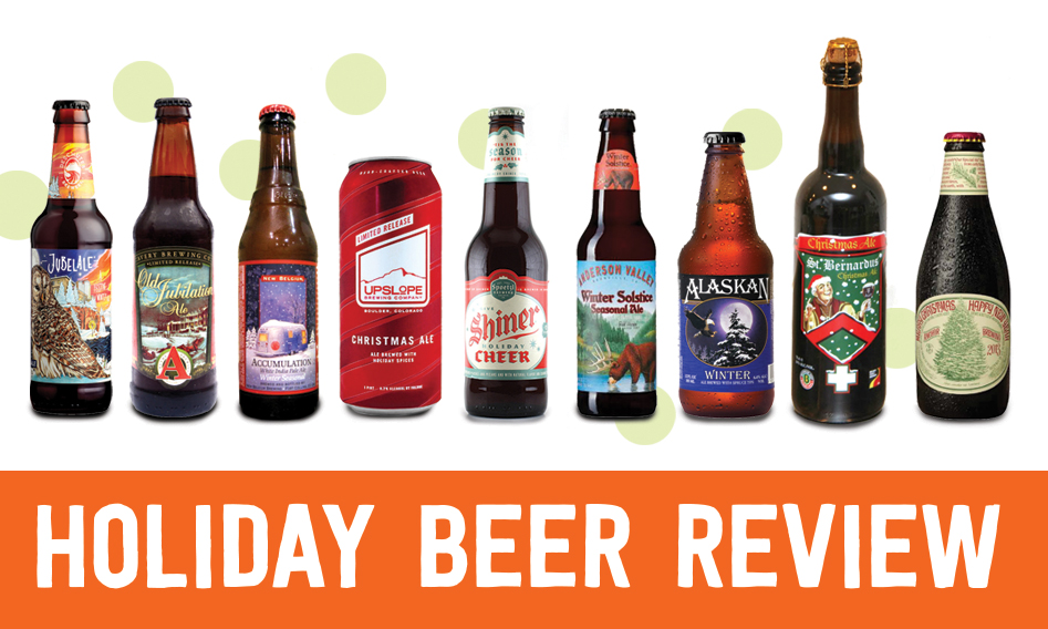 What's Brewing: Holiday Beer Review