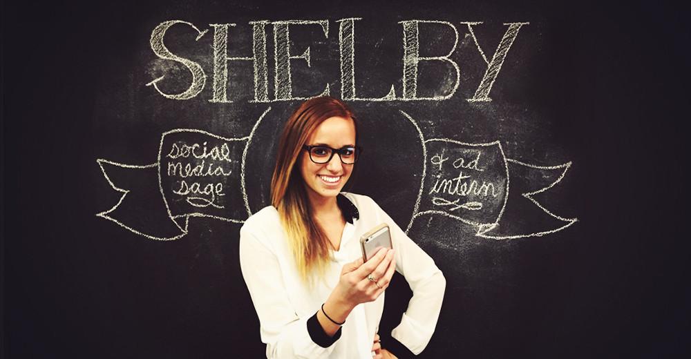 Intern Spotlight: Shelby