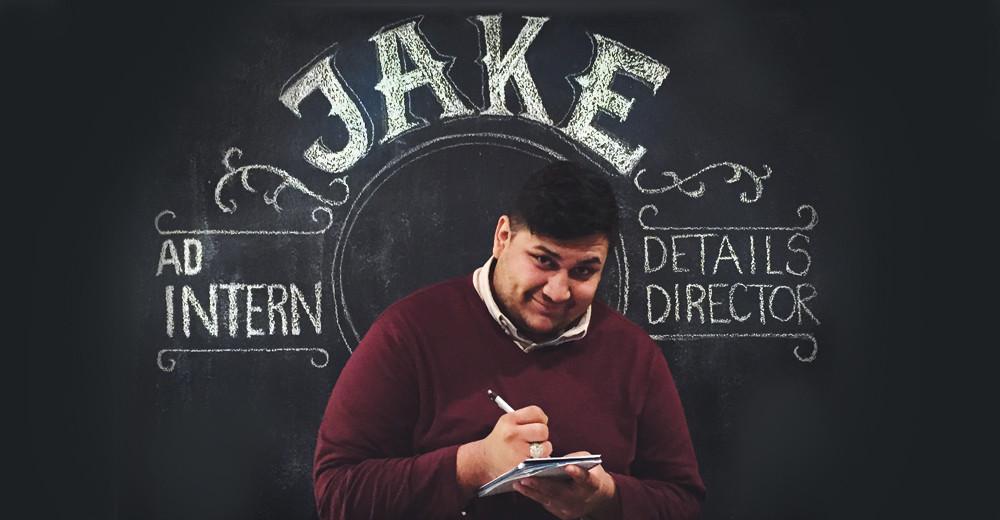 Jake Quintanilla: Intern Spotlight
