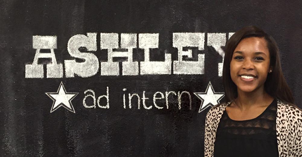 Ashley Turner: Intern Spotlight