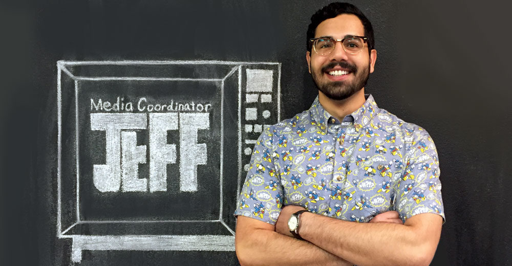 Jeff Martinez: Employee Spotlight