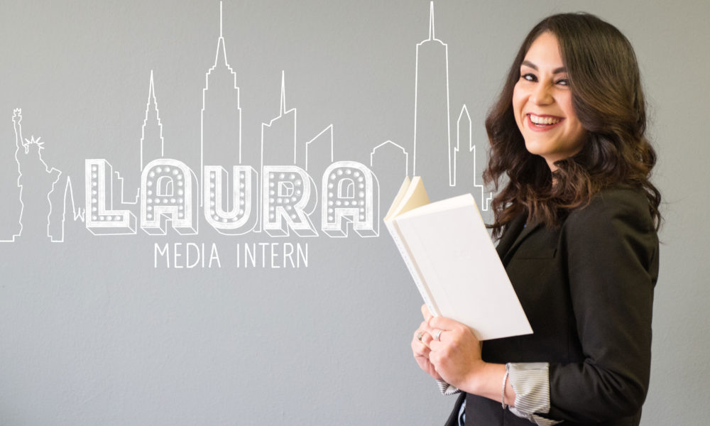 Laura Gonzalez: Intern Spotlight