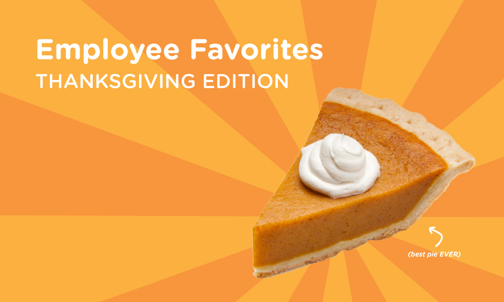 RDT Thanksgiving Favorites