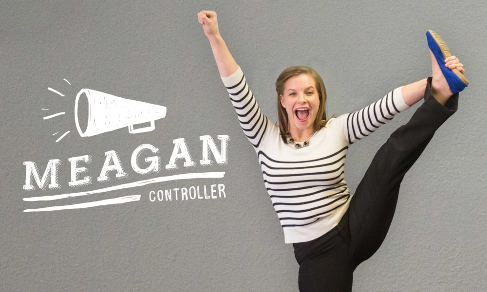 Meagan Scholz: Employee Spotlight