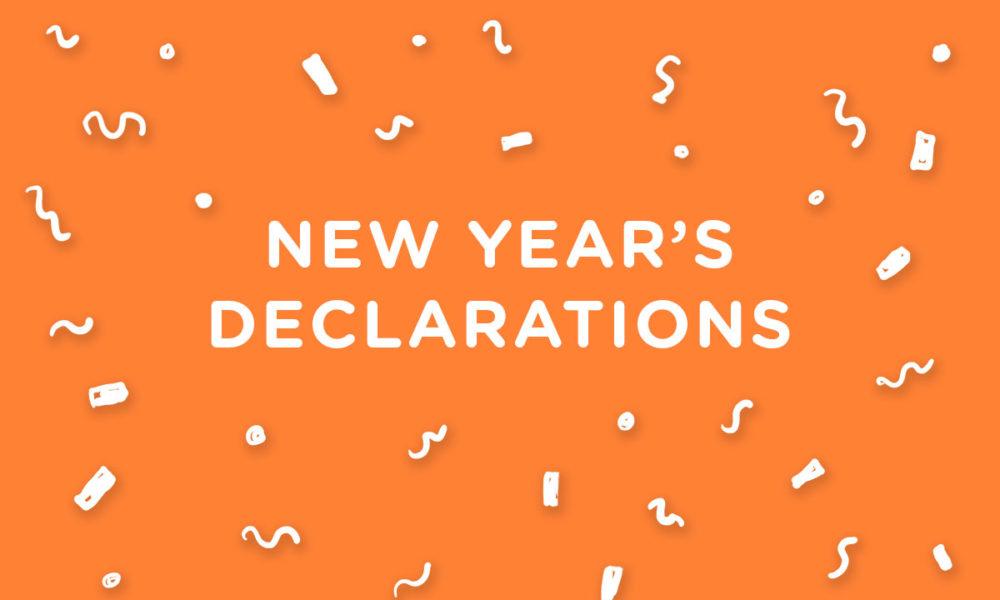 2017 Employee Declarations