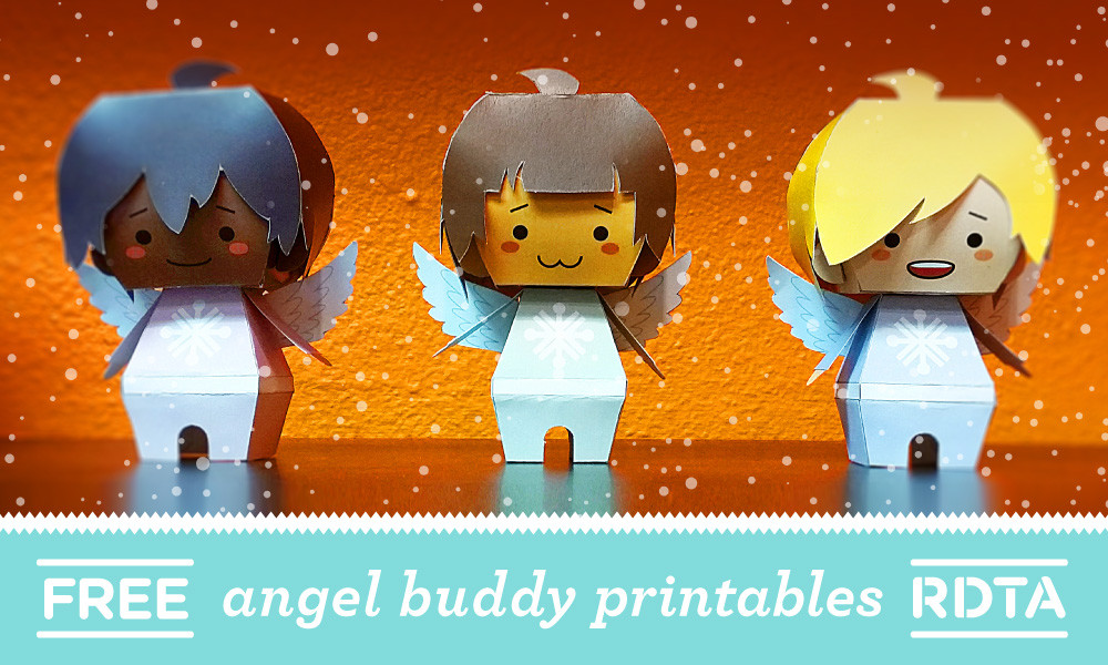 Create Your Own Angel Buddy
