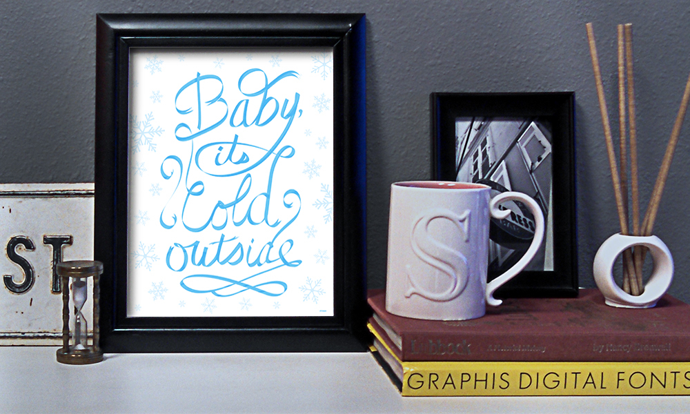Cozy Up with a Free Printable!