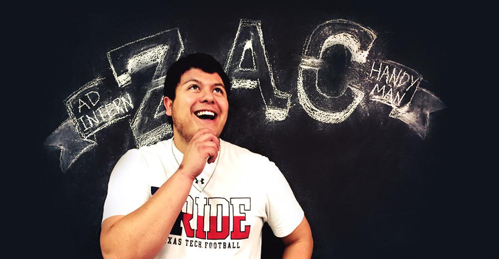Intern Spotlight: Zac
