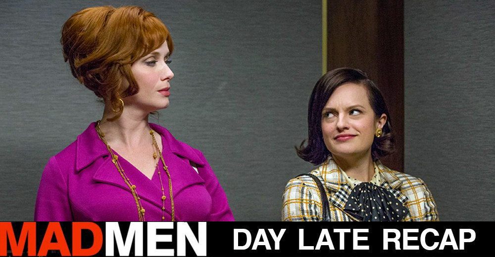 Day Late and Dollar Short Mad Men Recap – Episode 8