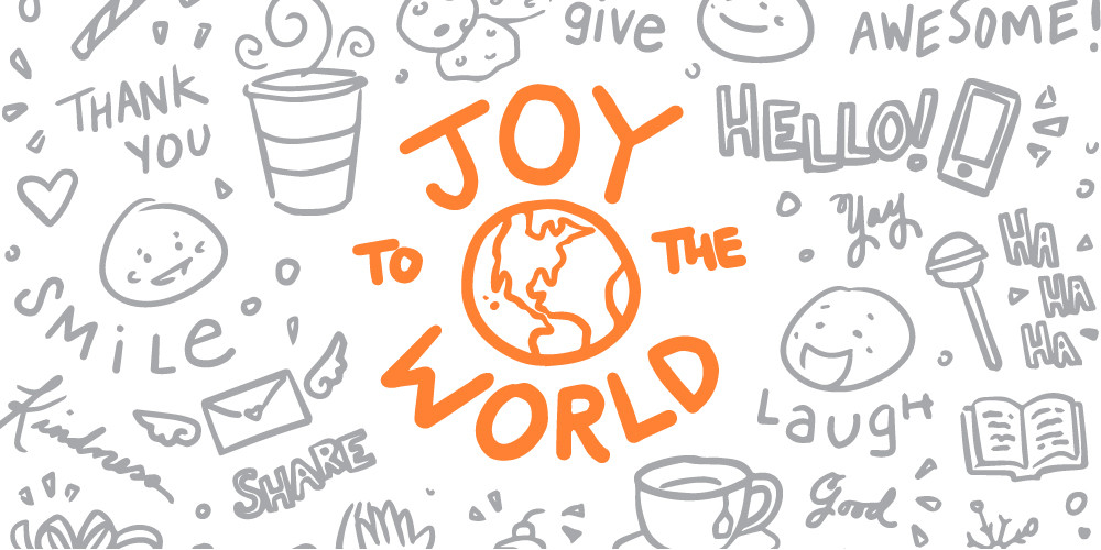 #givejoy: The Spirit of Kindness