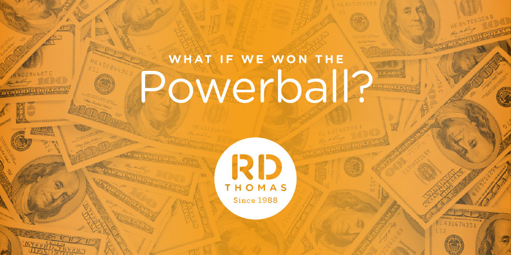 Powerball Dreams: What if?