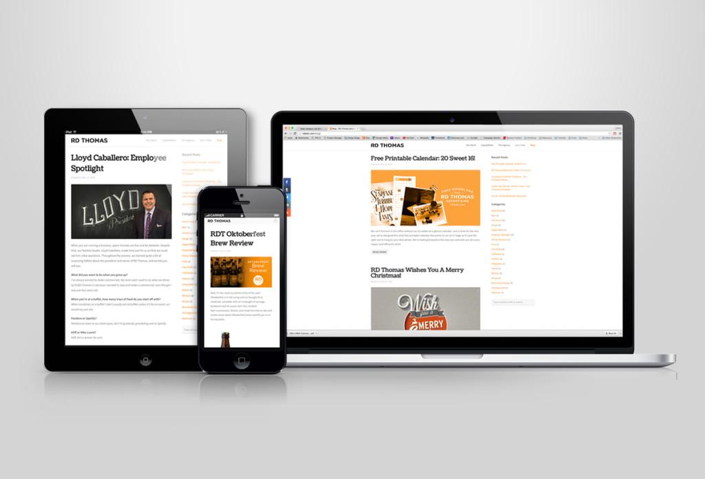 RD Thomas Advertising Blog