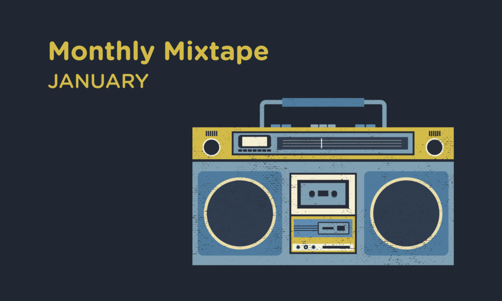 RDTunes – Monthly Mixtape January 2017