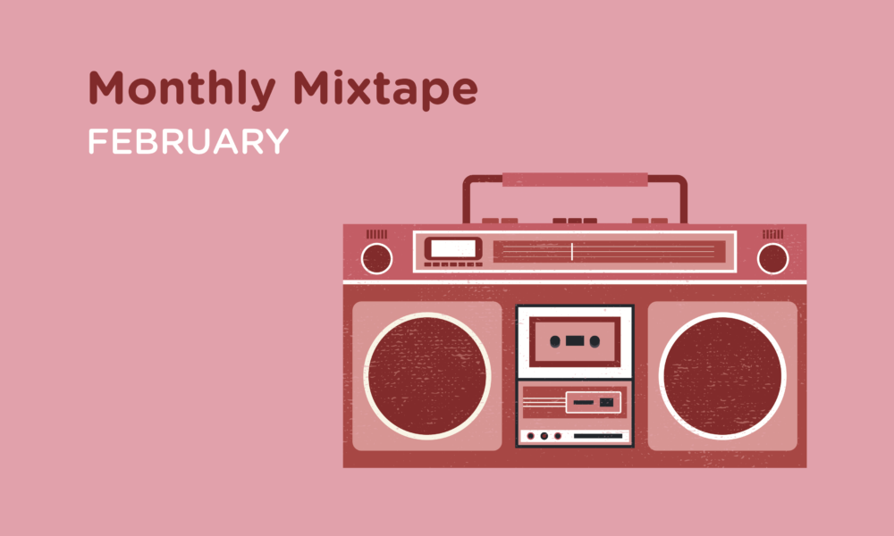 RDTunes – Monthly Mixtape February 2017